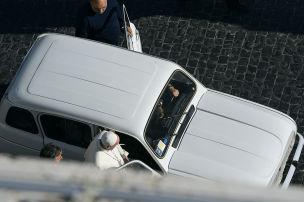R4 für den Papst