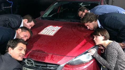 Mazda Route 3: Das Finale