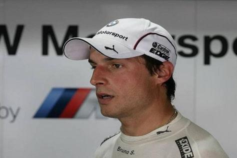 Bruno Spengler startet morgen doch nur als Sechster in das Rennen