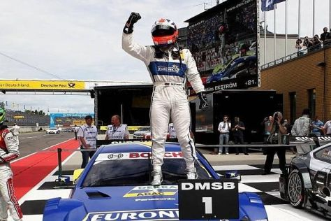 Gary Paffett jubelte 20 Mal als DTM-Pilot, aber dabei soll es nicht bleiben