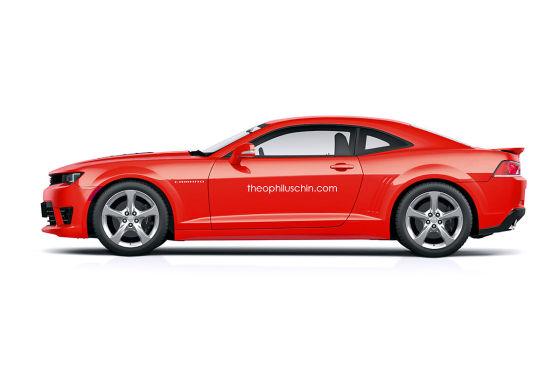 mustang, camaro, challlenger und co: neue musclecars; v8 - autobild.de