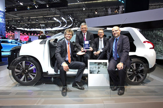 Toyota Prius Plug-in ist das Elektroauto des Jahres