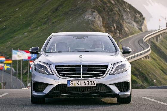 Mercedes S-Klasse AMG Tuning