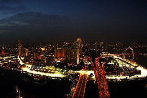 Die Formel 1 macht in Singapur seit einigen Jahren die Nacht zum Tag