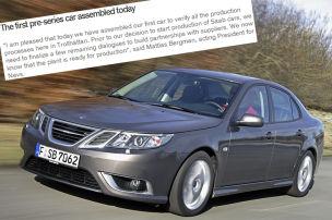 Neuer Saab ein alter 9-3?