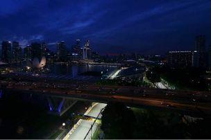 Umbau auf Anraten der Fahrer: Singapur ohne Singapur-Sling