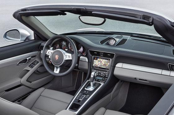 Porsche 911 Turbo Cabrio