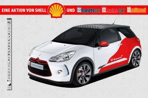 Shell V-Power Design