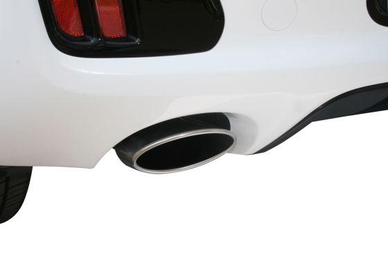 Neuer Sportauspuff des Kia Ceed GT