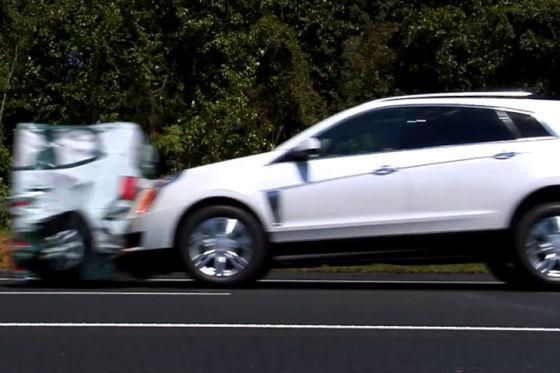 Das Insurance Institute for Highway Safety (IIHS) hat in den USA erstmals die Wirksamkeit von sogenannten Prä-Kollisionswarnsystemen und Bremsassistenten getestet