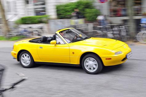 Pro und Kontra: Autos der 90er