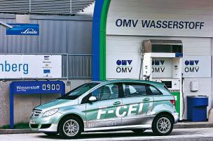 Wasserstoff-Tankstellen: Netzausbau