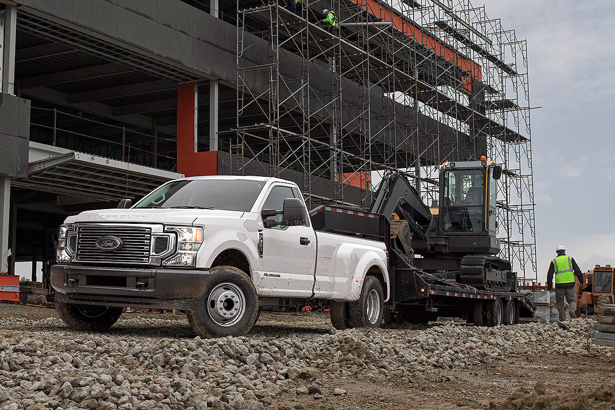 Ford, Chevrolet, FCA: Pick-ups aus den USA
