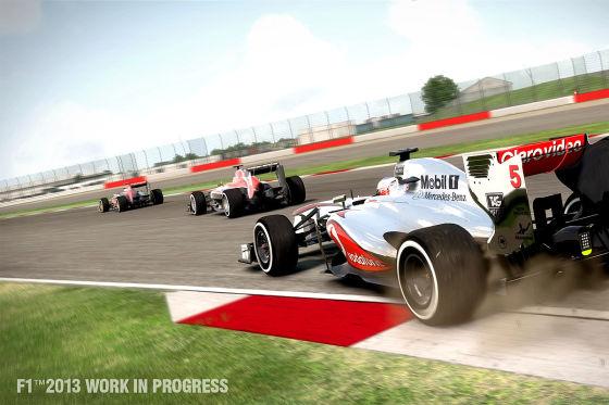 """""""F1 2013"""" Konsole PC Spiel"""
