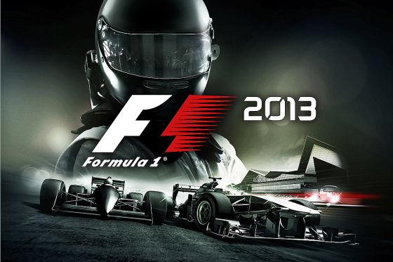 """Rennspiel """"F1 2013"""" Formel 1"""