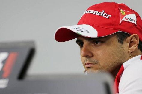 Felipe Massa will sich für eine Zukunft in der Formel 1 empfehlen