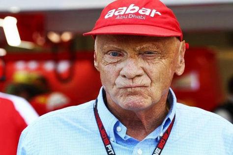 Niki Lauda wünscht sich von Sebastian Vettel mehr Bedacht bei seinen Aussagen