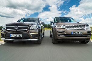 Bärenstarke Luxus-SUVs