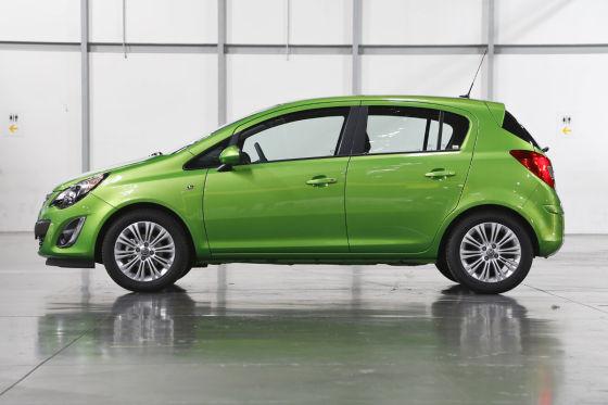 Opel Corsa Fünftürer