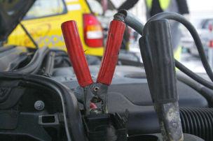 Überforderte Autobatterien
