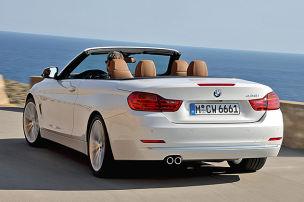So kommt das BMW 4er Cabrio