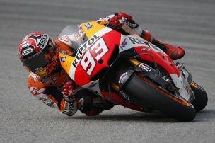 Marquez fährt in Sepang auf die Pole-Position
