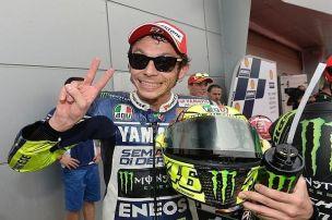 Rossi bejubelt bestes Qualifying der Saison
