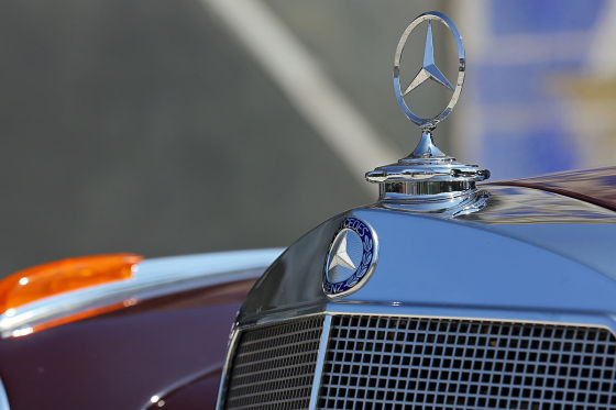 Mercedes 220 S Cabrio