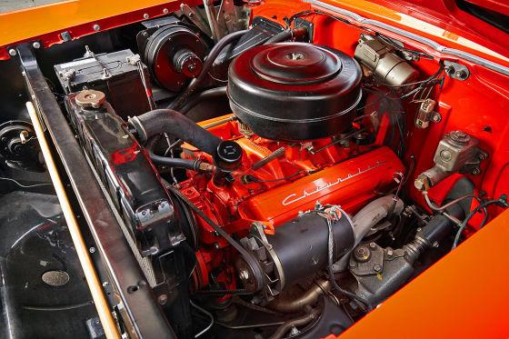 Chevrolet Bel Air Hardtop Coupé