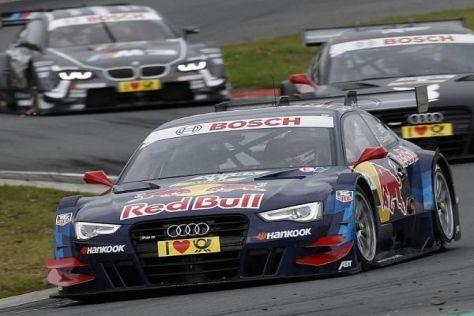 Pole-Position und Sieg: Mehr möchte Mattias Ekström in Hockenheim gar nicht