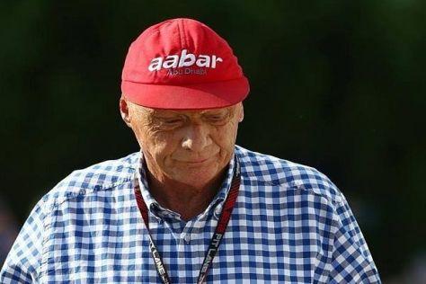 Niki Lauda macht kein Geheimnis daraus, dass bei Mercedes nicht alles glatt lief