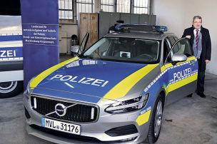 Polizei kauft Dreckschleudern