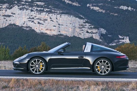 Porsche 911 Targa (2014)