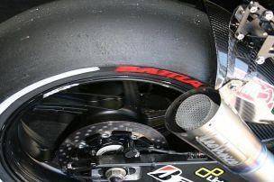 Bridgestone schreibt harten Hinterreifen in Rennen vor