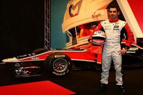 Timo Glock fuhr vor seiner DTM-Zeit insgesamt sechs Jahre in der Formel 1