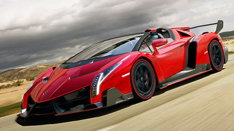 Lamborghini Veneno Autobild De