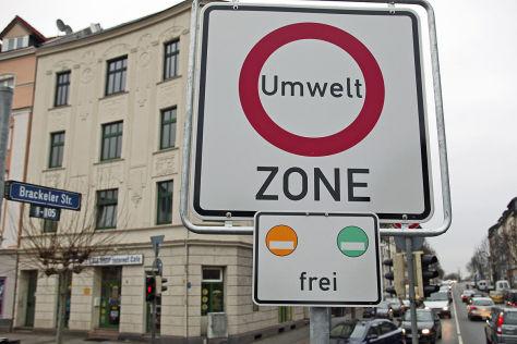 Umweltzone in Dortmund