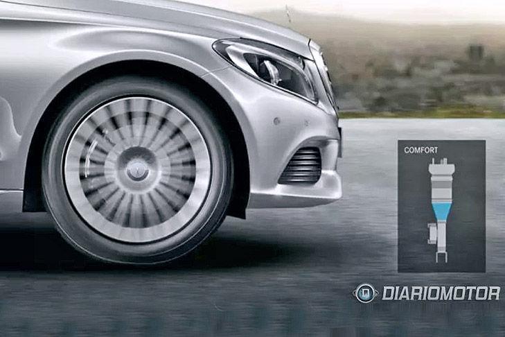 Mercedes C-Klasse 2014 Reifen