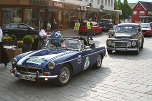 Die wichtigsten Rallyes 2014