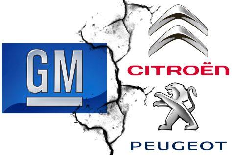 GM und PSA: Risse in der Allianz