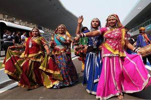 Formel 1 in Indien: Abenteuer, Kultur und Curry