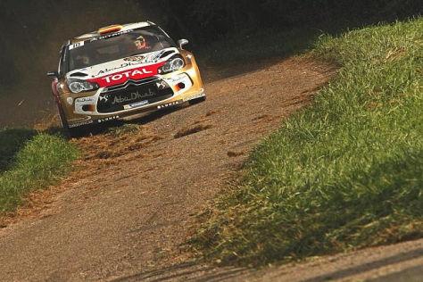 Dani Sordo hat keine Lust, der Straßenfeger für seine Rallye-Konkurrenten zu sein