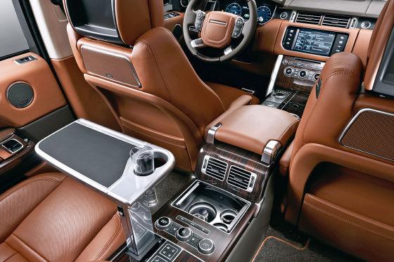 Range Rover Long Wheel Base