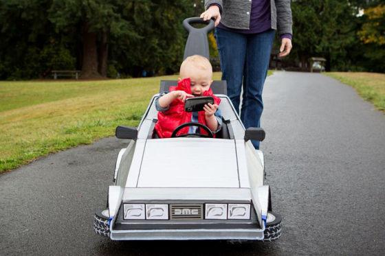 DeLorean-Bobby-Car