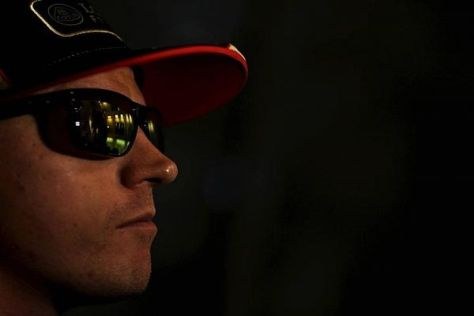 Kimi Räikkönen hatte in diesem Jahr in Abu Dhabi nichts zu lachen
