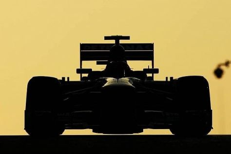 Nico Rosberg kann beseelt dem Sonnenuntergang entgegenreiten