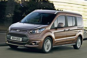 So f�hrt der neue Ford Tourneo Connect