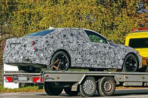 BMW 5er und Mini auf Testtour