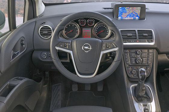 Opel Meriva (Facelift 2014)