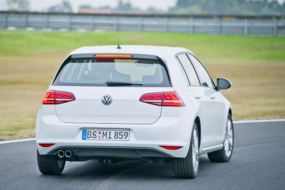 VW Golf Plug-in-Hybrid